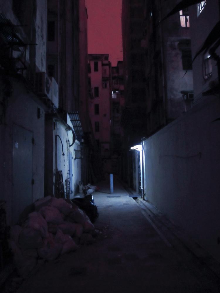 Hong Kong Backstreet