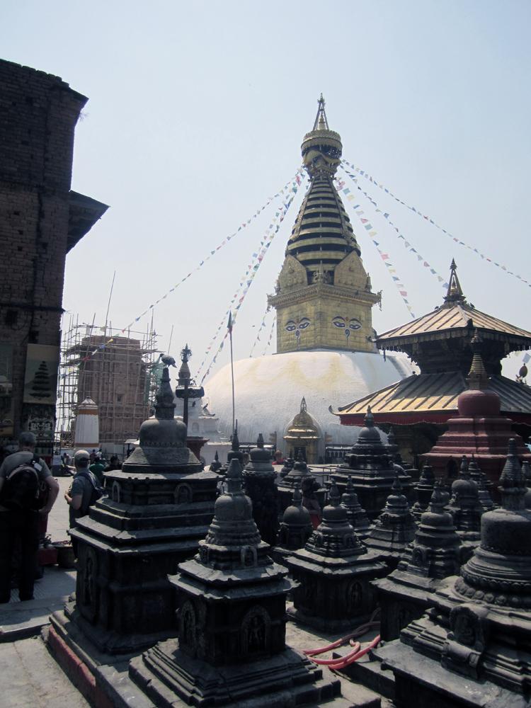 Monkey Temple Kathmandu, Nepal